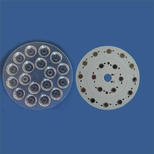 PCB for 18in1 LED lens(HX-110x18-PCB)