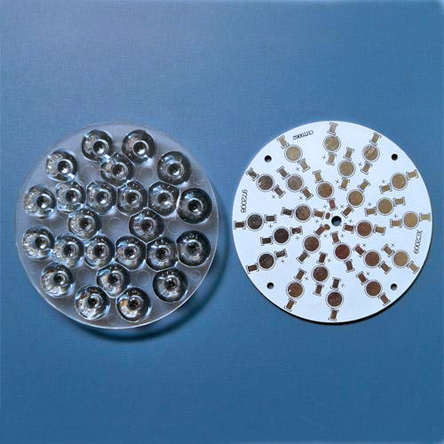 PCB for 24in1 LED lens(HX-86x24-PCB)